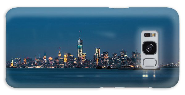 New York Twilight Galaxy Case