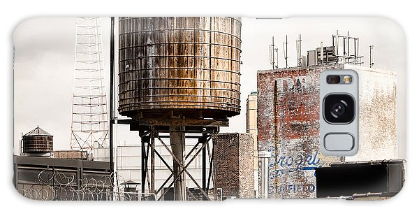New York Water Tower 16 Galaxy Case