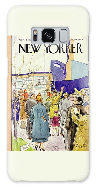 New Yorker April 1 1939 Galaxy Case