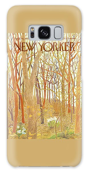 New Yorker April 10th, 1965 Galaxy Case