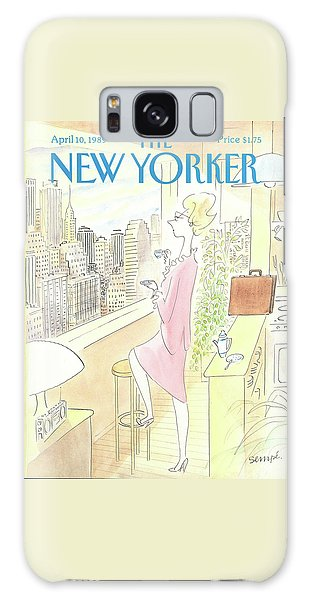 New Yorker April 10th, 1989 Galaxy Case