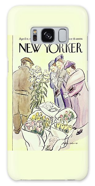 New Yorker April 11 1936 Galaxy Case