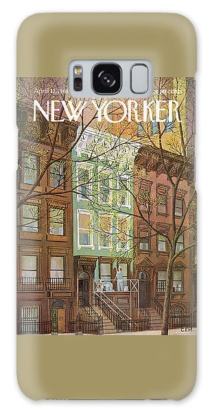New Yorker April 12th, 1969 Galaxy Case