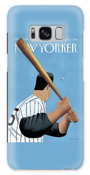 New Yorker April 12th, 1999 Galaxy Case