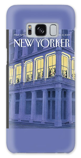 New Yorker April 13th, 2009 Galaxy Case
