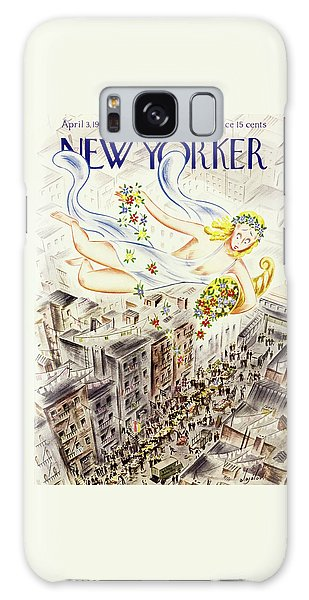 New Yorker April 2 1937 Galaxy Case