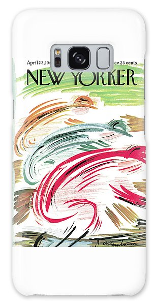 New Yorker April 22nd, 1961 Galaxy Case