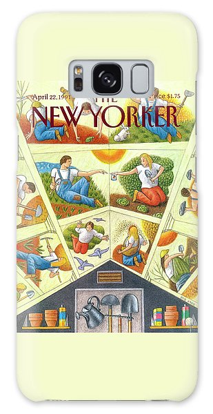 New Yorker April 22nd, 1991 Galaxy Case
