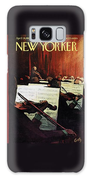 New Yorker April 28th, 1962 Galaxy Case
