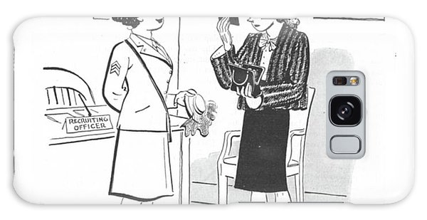 New Yorker April 29th, 1944 Galaxy Case