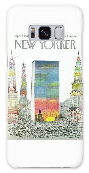 New Yorker April 2nd, 1960 Galaxy Case