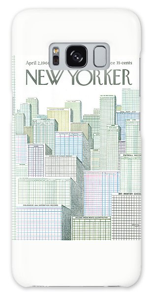 New Yorker April 2nd, 1966 Galaxy Case