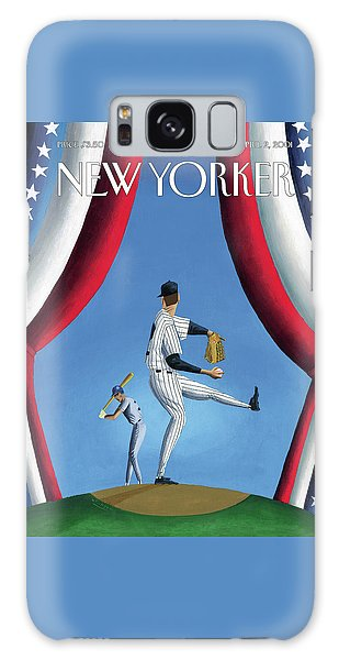 New Yorker April 2nd, 2001 Galaxy Case