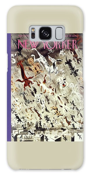 New Yorker April 4 1936 Galaxy Case