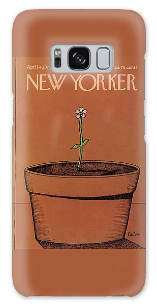 New Yorker April 4th, 1977 Galaxy Case