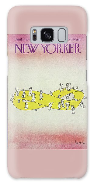 New Yorker April 5th, 1976 Galaxy Case