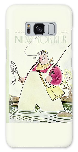 New Yorker April 6 1940 Galaxy Case