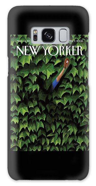 New Yorker April 7th, 2008 Galaxy Case