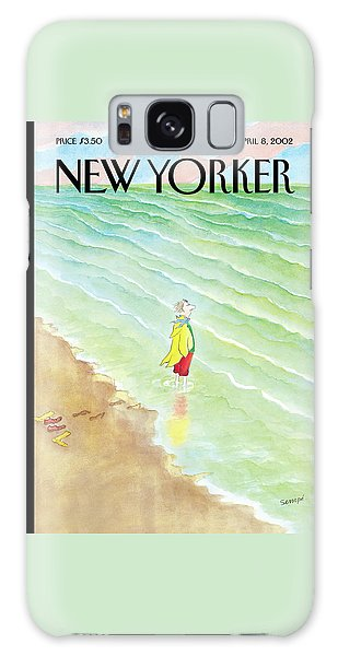 New Yorker April 8th, 2002 Galaxy Case
