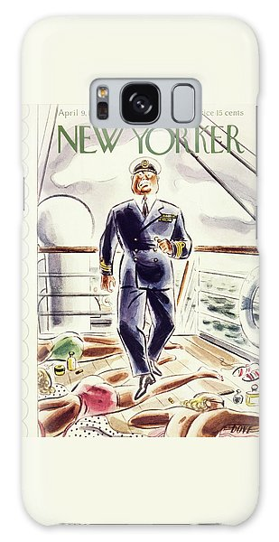 New Yorker April 9 1938 Galaxy Case