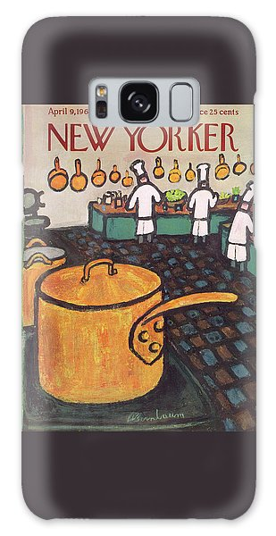 New Yorker April 9th, 1960 Galaxy S8 Case