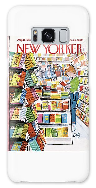 New Yorker August 11th, 1962 Galaxy Case