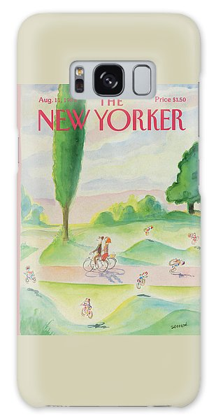 New Yorker August 11th, 1986 Galaxy Case