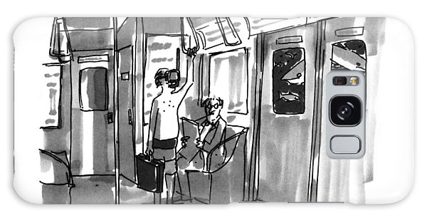 New Yorker August 14th, 1995 Galaxy Case