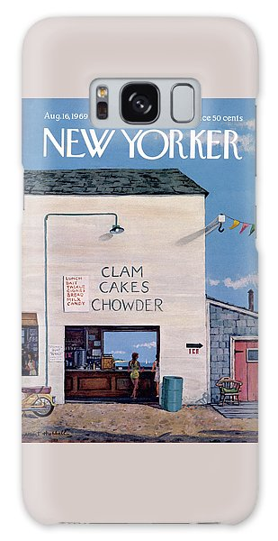 New Yorker August 16th, 1969 Galaxy Case
