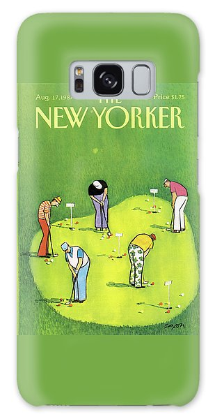 New Yorker August 17th, 1987 Galaxy Case