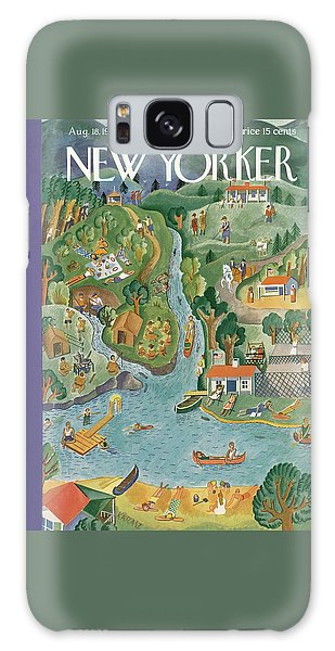 New Yorker August 18th, 1934 Galaxy Case