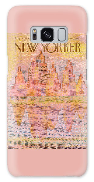 New Yorker August 18th, 1975 Galaxy Case