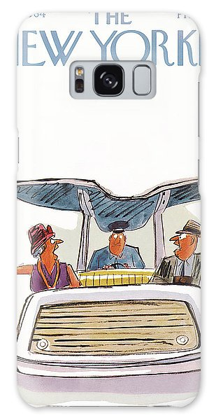 New Yorker August 1st, 1964 Galaxy S8 Case