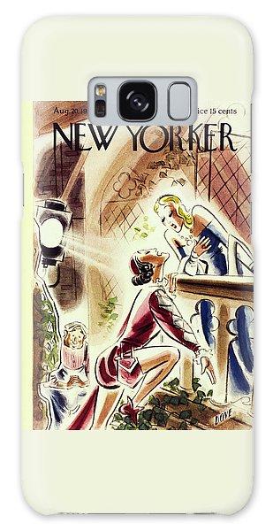 New Yorker August 20 1938 Galaxy Case