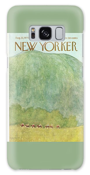 New Yorker August 22nd, 1970 Galaxy Case