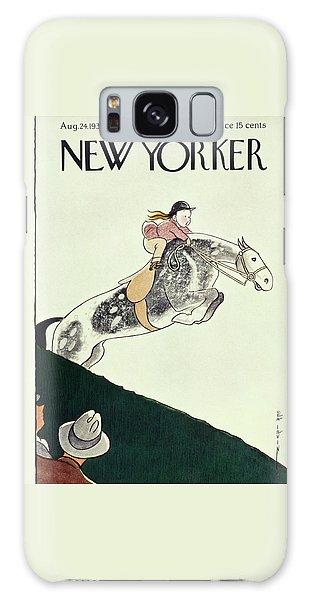 New Yorker August 24 1935 Galaxy Case