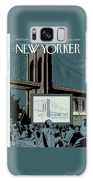 New Yorker August 24th, 2009 Galaxy Case
