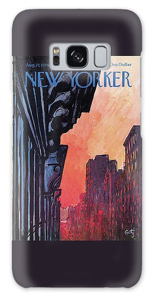 New Yorker August 27th, 1979 Galaxy Case