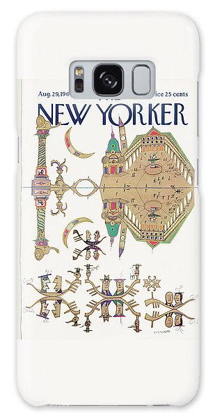 New Yorker August 29th, 1964 Galaxy Case