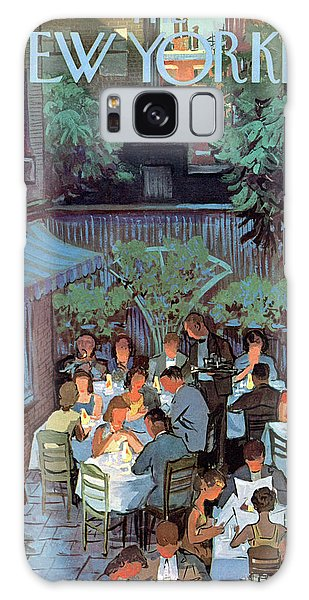 New Yorker August 2nd, 1958 Galaxy Case