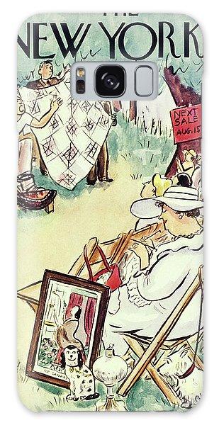New Yorker August 3 1935 Galaxy Case