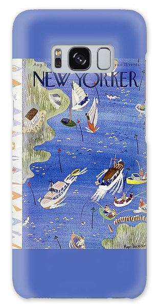 New Yorker August 3 1940 Galaxy Case
