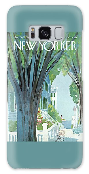 New Yorker August 30th, 1969 Galaxy Case