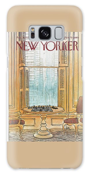 New Yorker August 30th, 1976 Galaxy Case