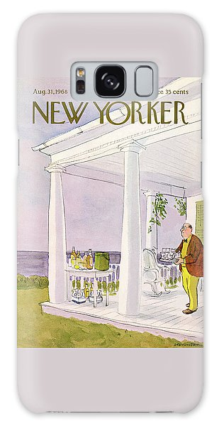 New Yorker August 31st, 1968 Galaxy Case