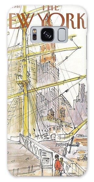 New Yorker August 31st, 1981 Galaxy Case