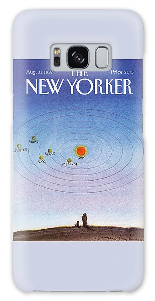 New Yorker August 31st, 1987 Galaxy Case