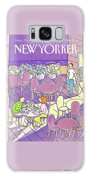New Yorker August 3rd, 1992 Galaxy Case