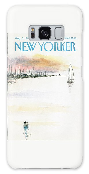 New Yorker August 5th, 1985 Galaxy Case