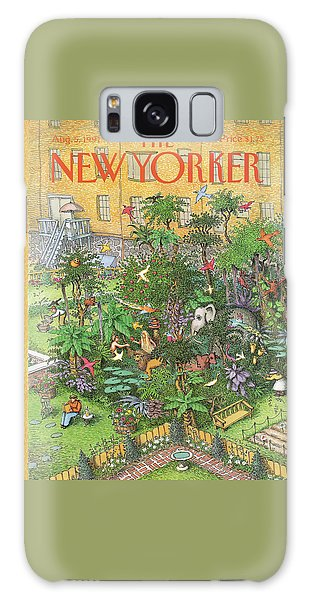 New Yorker August 5th, 1991 Galaxy Case